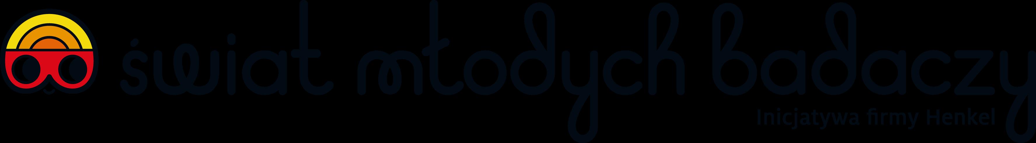 Logo: Świat Młodych Badaczy – Inicjatywa firmy Henkel